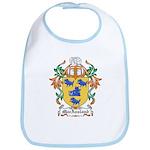 MacAusland Coat of Arms Bib