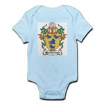 MacAusland Coat of Arms Infant Creeper