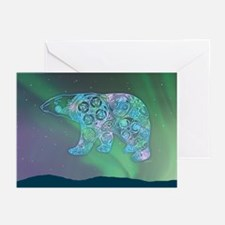 Celtic Polar Bear Greeting Cards (Pk of 10)