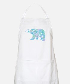Celtic Polar Bear Apron