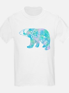 Celtic Polar Bear T-Shirt