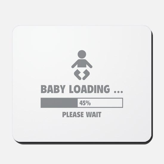 Baby Loading Mousepad