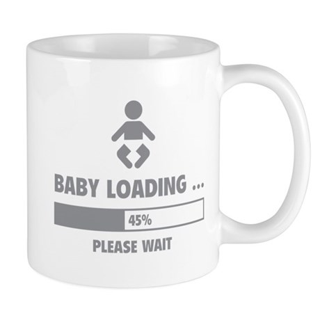Baby Loading Mug
