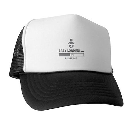 Baby Loading Trucker Hat