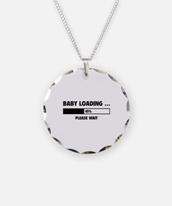 Baby Loading Necklace