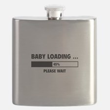 Baby Loading Flask