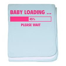 Baby Loading baby blanket