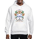 MacAuliffe Coat of Arms Hooded Sweatshirt