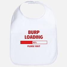 Burp Loading Bib
