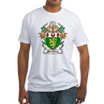 MacArtan Coat of Arms Fitted T-Shirt