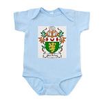 MacArtan Coat of Arms Infant Creeper