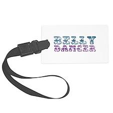 Belly Dancer Luggage Tag
