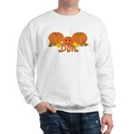 Halloween Pumpkin Don Sweatshirt