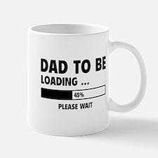 Dad To Be Loading Mug