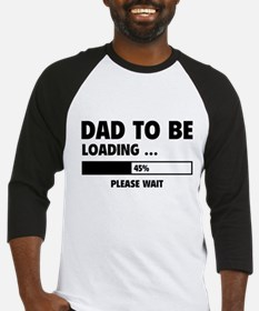 Dad To Be Loading Baseball Jersey