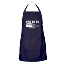 Dad To Be Loading Apron (dark)