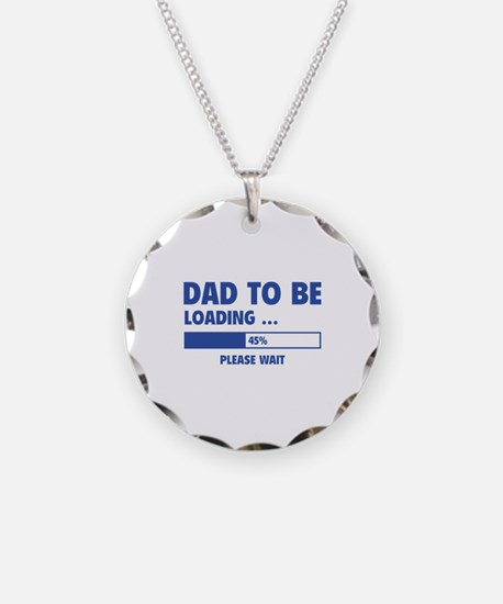 Dad To Be Loading Necklace