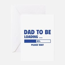 Dad To Be Loading Greeting Card