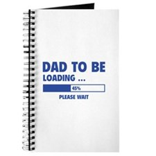 Dad To Be Loading Journal