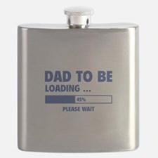Dad To Be Loading Flask