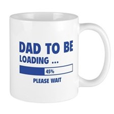 Dad To Be Loading Mug