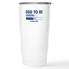 Dad To Be Loading Travel Mug