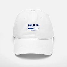 Dad To Be Loading Baseball Baseball Cap