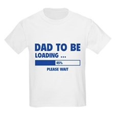 Dad To Be Loading T-Shirt