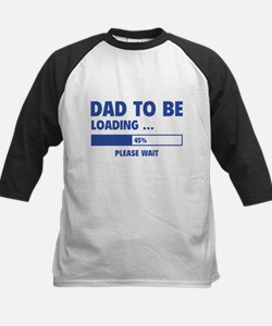 Dad To Be Loading Kids Baseball Jersey