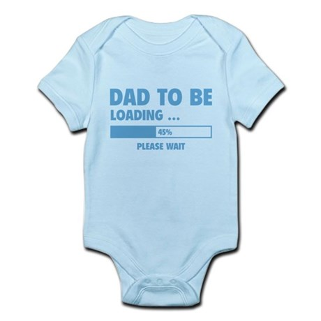 Dad To Be Loading Infant Bodysuit
