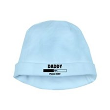 Daddy Loading baby hat