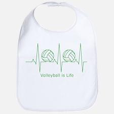 Volleyball is Life Bib