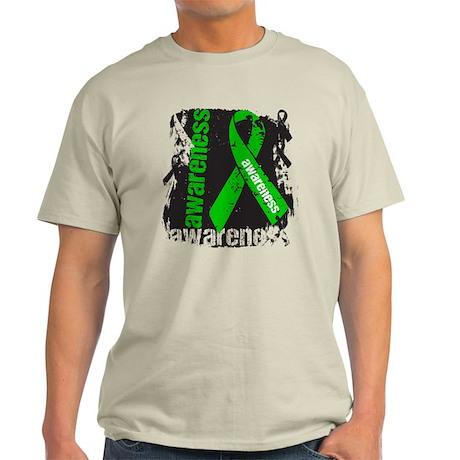 Gastroparesis Awareness Light T-Shirt