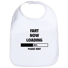 Fart Now Loading Bib