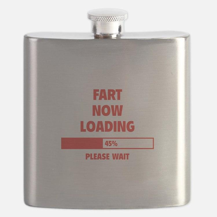 Fart Now Loading Flask