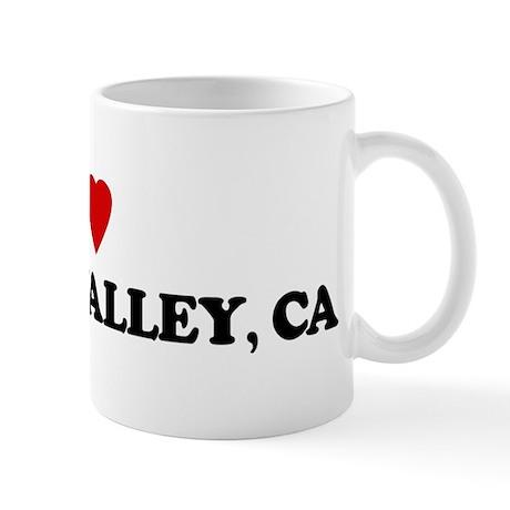 I Love SILICON VALLEY Mug