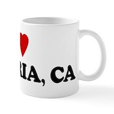 I Love CAMBRIA Mug
