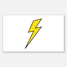 Lightning Decal