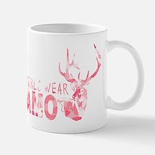 REAL GIRLS WEAR CAMO Mug