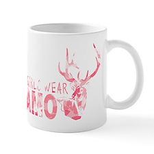 REAL GIRLS WEAR CAMO Small Mugs