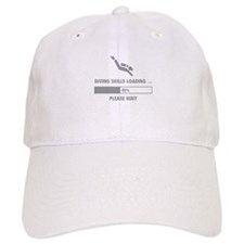 Diving Skills Loading Baseball Cap