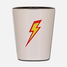 Lightning Shot Glass