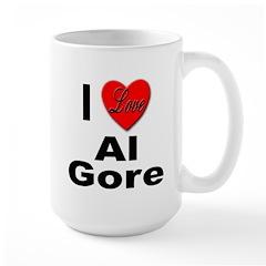 I Love Al Gore Mug