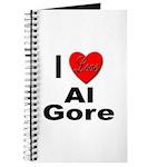 I Love Al Gore Journal