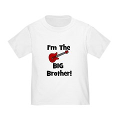 I'm the Big Brother (guitar) T