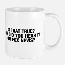 Is that true? Small Small Mug