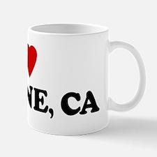 I Love CALPINE Mug
