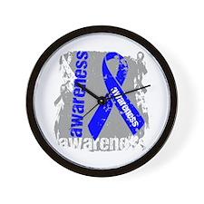 Dysautonomia Awareness Wall Clock