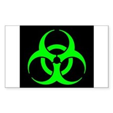 Biohazard Decal