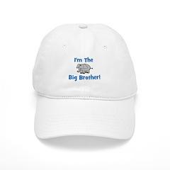 I'm The Big Brother (elephant Baseball Cap
